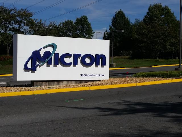 Micron building equipment for United States military