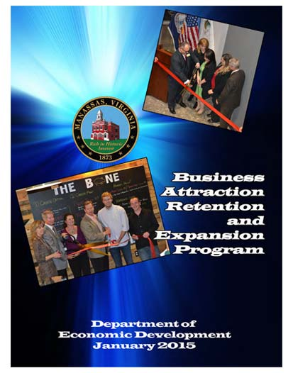 choose-manassas-data-and-demographics-reports-resources-cover-2015-Department-of-Economic-Development-Strategic-Plan Reports & Resources
